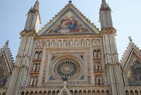 Domfassade von Orvieto