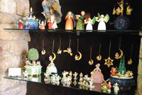 Erzgebirge auch in Assisi - Engel von der Manufaktur Wendt & Kühn Grünhainichen