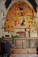 Capella della Porziuncola -im Inneren