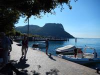 Spaziergang in Garda