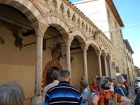 Stadtrundgang in Assisi
