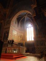 im Dom von Gubbio