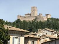 Stauferburg Assisi