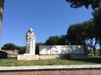 Statue Catharina vor der Engelsburg