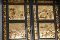 Paradiespforte Baptisterium Dom von Florenz