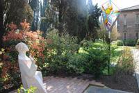 Klostergarten in San Francesco del Deserto