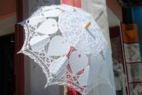 Burano  Spitze traditionelles Handwerk auf Burano