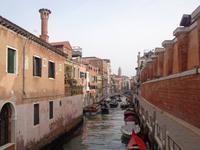 morgens in Venedig