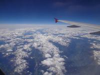 Über die Alpen geht es in die Heimat
