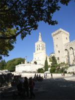 Avignon, Papstpalast