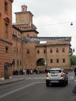Wasserschloss in Ferrara