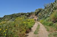Wandern auf Lipari, Äolische Inseln