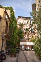 Die Hinterhöfe von Taormina