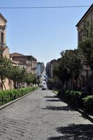 Die Magistralen von Catania