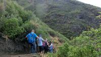 Wanderung am Stromboli