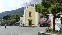 Kirche auf Salina