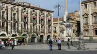 Catania, die schwarze Barockstadt unter dem Ätna