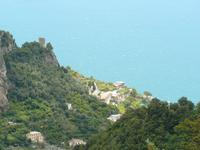 Wandern über Amalfi