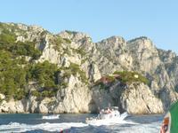 Schiffsreise nach Capri im Oktober 2