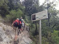 Wanderung durch das Mühlental nach Ravello