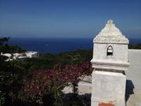 auf der Insel Capri