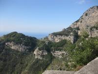 und immer wieder der Blick auf den Golf von Serano