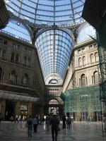 Neapel - Galleria Umberto