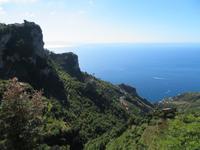 Wanderung auf dem Götterweg von Agerola nach Positano