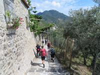 Wanderung von Ravello nach Minori