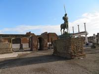 Erkundungen in Pompeji - Zivilforum