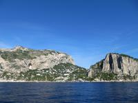 Ausflug nach Capri - Schiffsrundfahrt um Capri - Marina Piccola