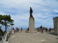 Ausflug nach Capri - Villa Jovis