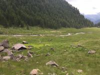 110 Wanderung zu den Saent-Wasserfällen