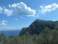 Italien, Wanderung Punta Campanella - Mt.S.Costanzo