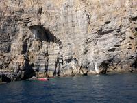 Italien, Cilento, Bootsfahrt vom Porto degli Infreschi