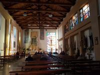 Italien, Acciaroli, Kirche