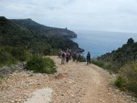 Italien, Wanderung Marina di Camerote zum Porto deigli Infreschi