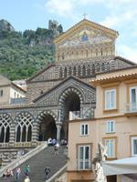 Der Dom von Amalfi