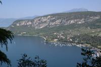Blick auf den Monte Lupia