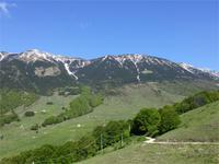 Das Massiv des Monte Baldo