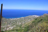 Blick vom Panoramaweg auf Forio