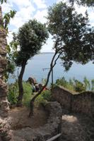 Auf dem Castello Aragonese
