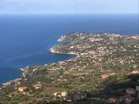 Blick auf Tropea