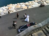 Hochzeit in Portovenere