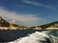 Bootsfahrt zurück nach Monterosso