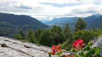 Wanderung nach Dorf Tirol