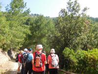 Wanderung im Gargano Nationalpark - Vieste (Apulien - Italien)