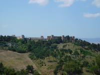 Wanderung zur Festung und Burg von Lucera (2)