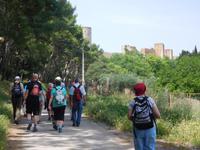 Wanderung zur Festung und Burg von Lucera (4)