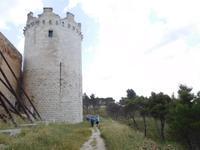 Wanderung zur Festung und Burg von Lucera (6)